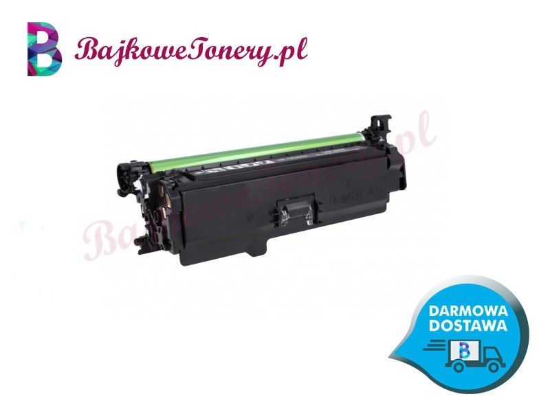 Toner HP CE250X Zabrze www.BajkoweTonery.pl