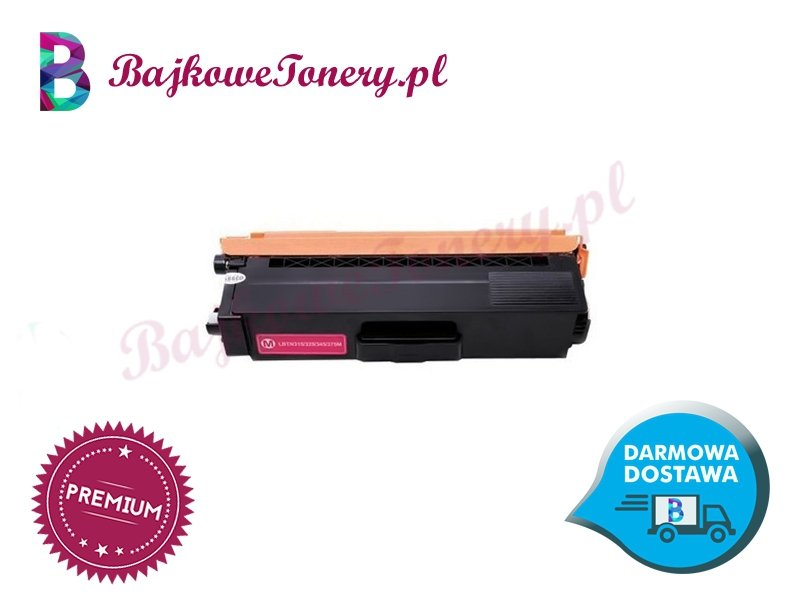 Toner premium zamiennik do brother tn-325m czerwony, hl-4140cn, mfc-9970cdw