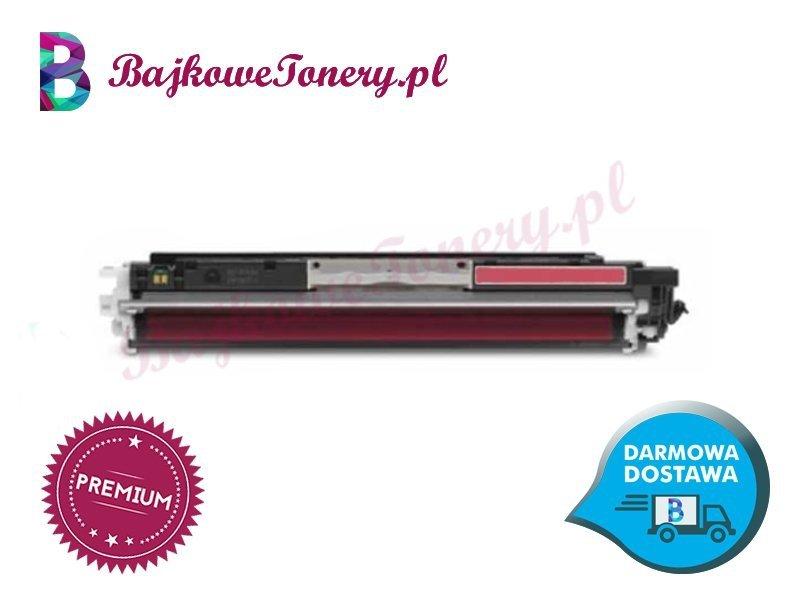 Toner premium zamiennik do hp ce313a, czerwony m175a, cp1025
