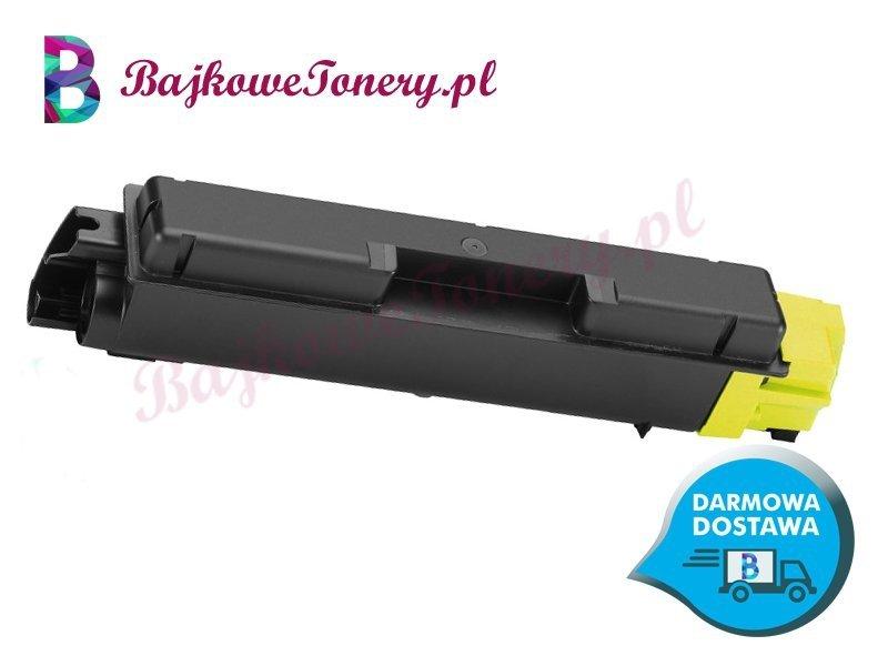 Toner Kyocera TK-590Y Zabrze www.BajkoweTonery.pl