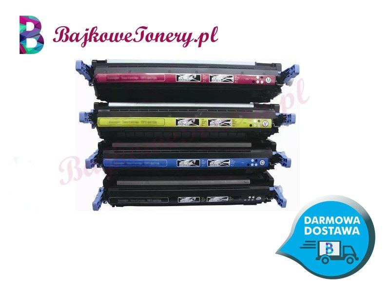 Toner HP Q6472A zabrze www.BajkoweTonery.pl