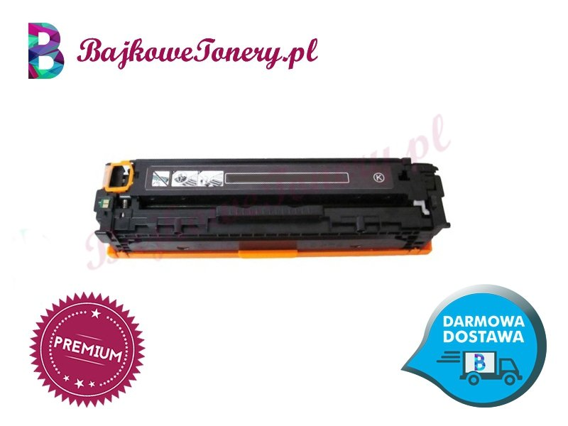 Toner premium zamiennik do canon crg716bk, lbp 5050, mf5050n
