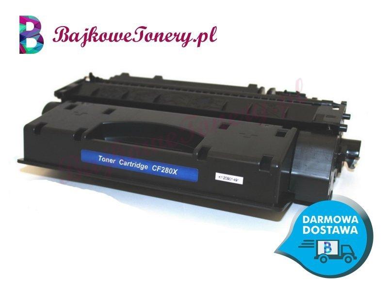 Toner HP CF280X Zabrze www.BajkoweTonery.pl