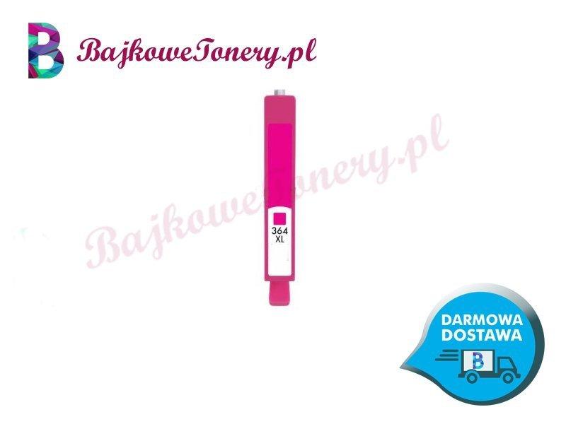HP 364XL Magenta Zabrze www.BajkoweTonery.pl