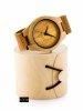 Męski Drewniany zegarek (zx031a)