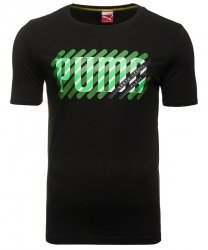 T-SHIRT MĘSKI PUMA GRAPHIC TEE 559635 01