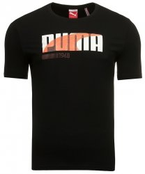 PUMA T-SHIRT MĘSKI FUN INJ GRAPHIC TEE 832274 01