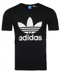 Adidas Originals czarna koszulka t-shirt męski Org Trefoil AJ8830