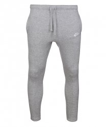 Nike spodnie dresowe męskie szare 804406-063