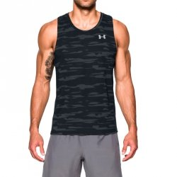 Under Armour koszulka t-shirt Threadborne Run Mesh Singlet 1299528-001