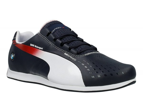 puma bmw bordowe