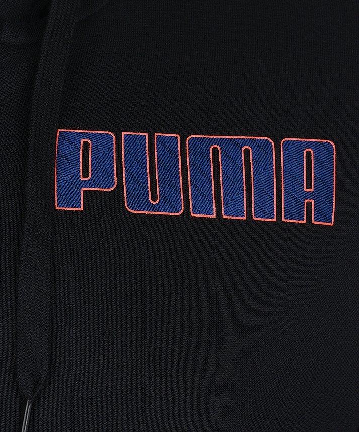 PUMA BLUZA MĘSKA HOODED SWEAT 591136 03