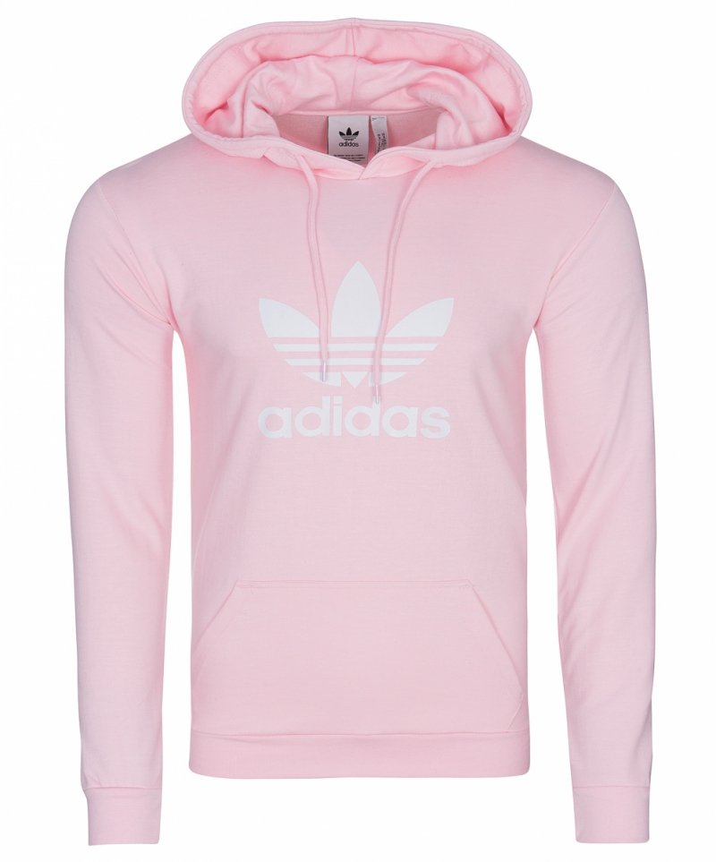 adidas bluza rozowa meska