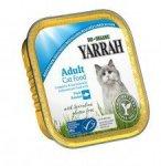 YARRAH bio karma dla kota z kurczakiem + RYBA 100g