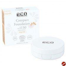ECO COSMETICS podkład w kompakcie SPF30 BEIGE 10g