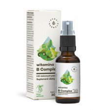 AURA suplement diety spray B COMPLEX 30ml