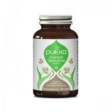PUKKA bio tabletki SPIRULINA 150szt