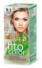 FITOCOLOR farba do włosów 9.1 POPIELATY BLOND