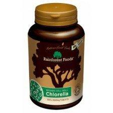 RAINFOREST bio chlorella TABLETKI 300szt