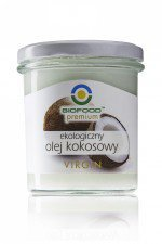 OLEJ KOKOSOWY VIRGIN BIO 260 g - BIO FOOD