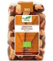 Orzechy Brazylijskie Bio 350 G - Bio Planet