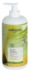Szampon zwiększający objętość z rumiankiem i kiwi 500 ml Eubiona