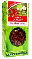 HERBATKA OWOC JARZĘBINY BIO 50 g - DARY NATURY