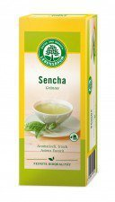 LEBENSBAUM bio herbata zielona SENCHA 20szt