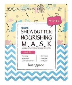 HUANGJISOO maska odżywcza SHEA BUTTER