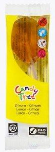 LIZAKI O SMAKU CYTRYNOWYM BEZGLUTENOWE BIO 13 g - CANDY TREE