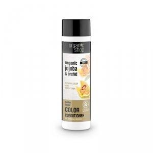 Odżywka z efektem rozświetlania włosów Złota Orchidea 280 ml