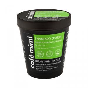 Szampon-scrub do włosów Objętość 330 ml