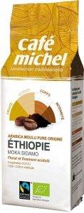 KAWA MIELONA ARABICA MOKA SIDAMO ETIOPIA FAIR TRADE BIO 250 g - CAFE MICHEL