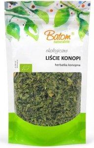 Herbatka z Liści Konopi Bio 30 g - Batom - Liście Konopne