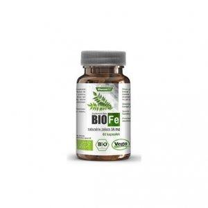 Bio Naturalne Żelazo 60kaps  Pharmovit