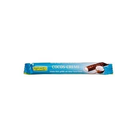RAPUNZEL bio batonik czekoladowy KOKOSOWY 22g