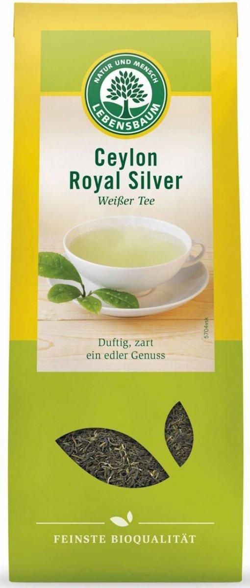 LEBENSBAUM bio herbata czarna CEYLON 20szt