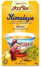 HERBATKA HIMALAYA BIO (17 x 2 g) - YOGI TEA