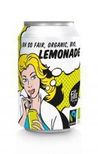LEMONIADA FAIR TRADE BIO 330 ml (PUSZKA) - OXFAM