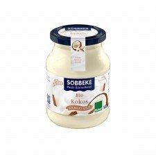 SOBBEKE bio jogurt kremowy KOKOSOWY 500g