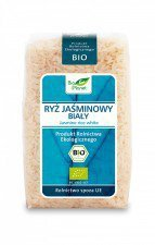 BIO PLANET bio ryż biały JAŚMINOWY 500g