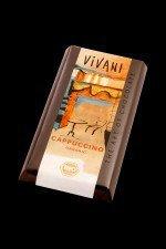 VIVANI bio czekolada mleczna CAPPUCCINO 100g