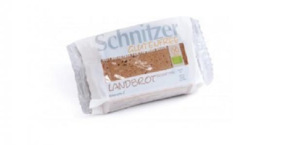 SCHNITZER bio chleb bezglutenowy WIEJSKI 250g