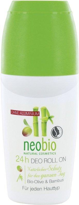 Dezodorant W Kulce Oliwkowo Bambusowy Eko 50ml - Neobio