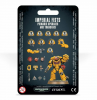Warhammer 40K - Imperial Fists Primaris Upgrades and Transfers