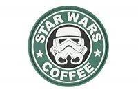 Naszywka 3D - SW And Coffee