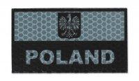 Combat-ID - Naszywka Polska - Duża - Foliage - Gen I - A1