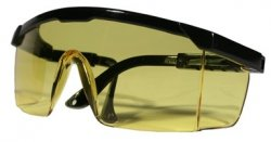 Okulary   - żółte