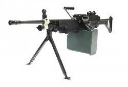 A&K - Replika M249 SAW