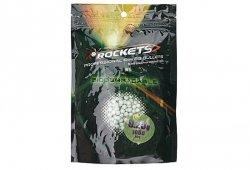 Kulki Rockets Professional BIO 0,25g 1000szt.